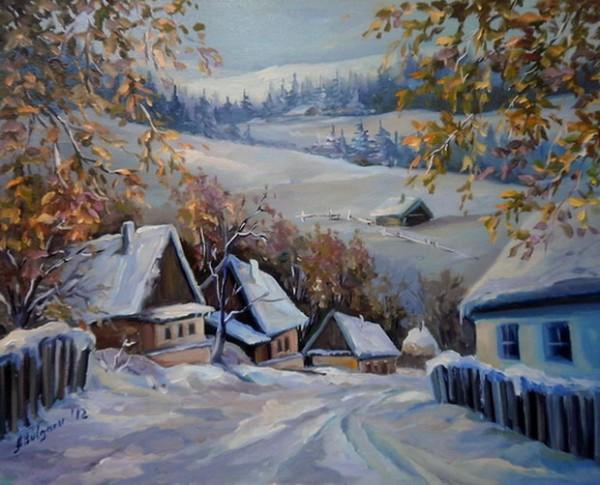 tablouri_de_iarna_anca_bulgaru_peisaj_hibernal